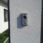 Post exterior video-interfon Commax