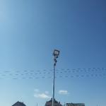Sistem TVCI cu comanda automata a iluminatului
