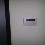 Tastatură sistem de alarmă